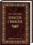 Okładka książki - Dziewczęta z Nowolipek