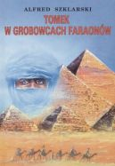 Okładka ksiązki - Tomek w grobowcach faraonów