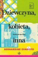 Okładka książki - Dziewczyna, kobieta, inna
