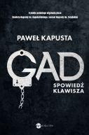 Okładka - Gad. Spowiedź klawisza