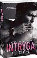 Okładka ksiązki - Intryga