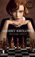 Okładka - Gambit królowej