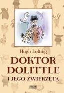 Okładka książki - Doktor Dolittle i jego zwierzęta