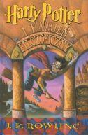 Okładka książki - Harry Potter i kamień filozoficzny