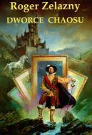 Okładka książki - Dworce Chaosu