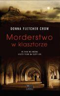 Okładka książki - Morderstwo w klasztorze
