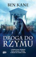 Okładka książki - Droga do Rzymu