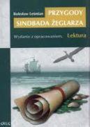 Okładka ksiązki - Przygody Sindbada Żeglarza. Lektura z opracowaniem