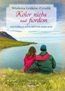 Okładka książki - Kolor nieba nad fiordem