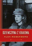 Okładka książki - Dziewczyna z Krakowa