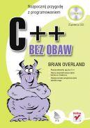 Okładka książki - C++ bez obaw