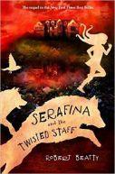 Okładka ksiązki - Serafina And The Twisted Stuff