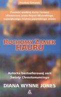 Okładka książki - Ruchomy zamek Hauru