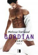 Okładka ksiązki - Gordian. Kara