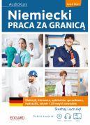 Okładka ksiązki - Niemiecki. Praca za granicą