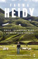 Okładka - Farma Heidy. Owce, islandzka wieś i naprawianie świata