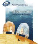 Okładka książki - Wieczorynki z Żółwiem Antosiem