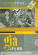 Okładka książki - Gra w trzy karty