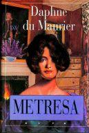Okładka ksiązki - Metresa