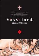 Okładka książki - Vassalord tom 1