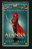 Okładka - Alanna pierwsza przygoda - Pieśń Lwicy
