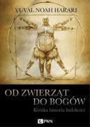 Okładka książki - Od zwierząt do bogów
