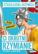 Okładka - Ci okrutni Rzymianie