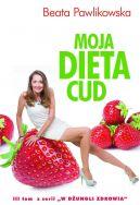 Okładka ksiązki - Moja dieta cud