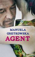 Okładka książki - Agent