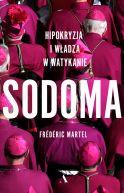 Okładka - SODOMA. Hipokryzja i władza w Watykanie