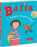 Okładka książki - Basia i nowy braciszek
