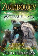 Okładka książki - Bitwa na Wrzosowiskach