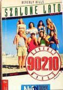 Okładka - Szalone lato. Beverly Hills 90210. T3