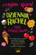 Okładka książki - Dziennik Rachel. Męki dorastania