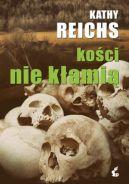 Okładka książki - Kości nie kłamią