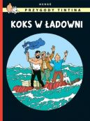 Okładka książki - Koks w ładowni, tom 19