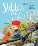 Okładka ksiązki - Stella, Pikuś i radość