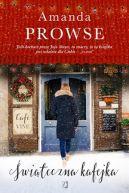 Okładka książki - Świąteczna kafejka