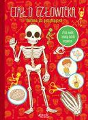 Okładka książki - Ciało człowieka. Anatomia dla początkujących