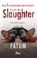 Okładka ksiązki - Fatum