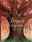 Okładka książki - Drzewo życzeń