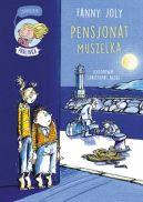 Okładka ksiązki - Pensjonat Muszelka