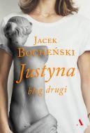 Okładka książki - Justyna. Blog drugi