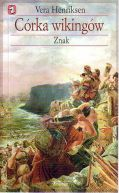 Okładka książki - Córka wikingów t.2 Znak