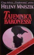 Okładka książki - Tajemnica Baronessy