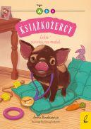 Okładka - Książkożercy. Lulu - świnka na medal. Poziom A