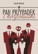 Okładka ksiązki - Pan Przypadek i korpoludki