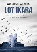 Okładka książki - Lot Ikara