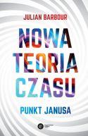 Okładka - Nowa teoria czasu. Punkt Janusa