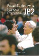 Okładka ksiązki - Narodziny pokolenia JP2